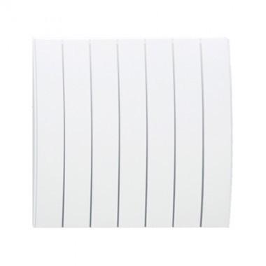CHAUFELEC Etamine II Radiateur électrique à inertie blanc 1500W