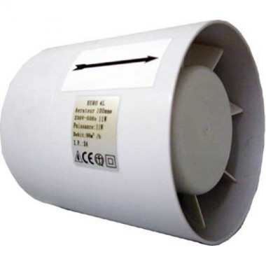 DMO Extracteur ventilateur combles ou plafonds 90 m³