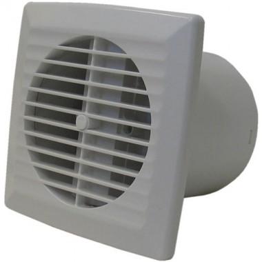 DMO Extracteur ventilateur Timer avec clapet anti-retour 90m³