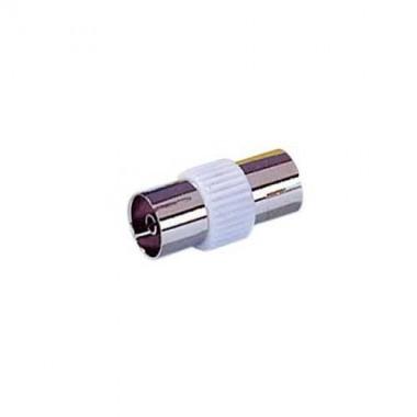 Adaptateur femelle 9.52mm / femelle 9.52mm