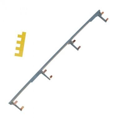 HAGER Peigne vertical 4 rangées