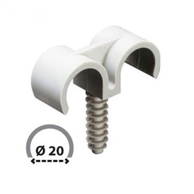 ING FIXATION Fix-ring double Diamètre 20 - Boîte de 25
