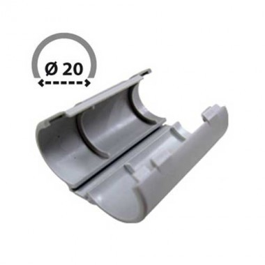 ING FIXATIONS Connect-ring Manchon de raccordement Diamètre 20 - Sachet de 2
