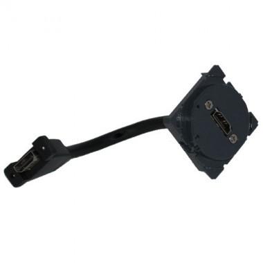 LEGRAND Céliane Prise HDMI pré-connectorisée - 067377