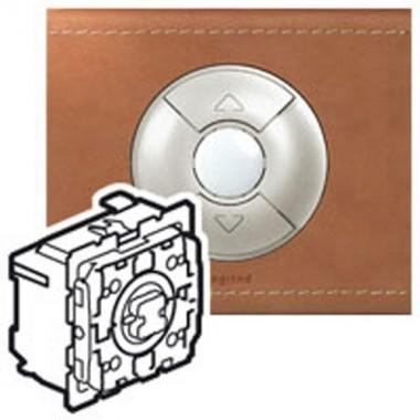 LEGRAND Céliane Mécanisme interrupteur poussoir volets roulants et stores - 2