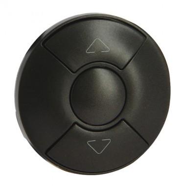legrand c liane enjoliveur graphite interrupteur pour volets roulants 067955. Black Bedroom Furniture Sets. Home Design Ideas