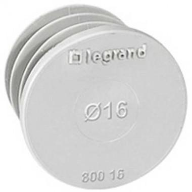 LEGRAND EcoBatibox Obturateur Ø16mm - 080016