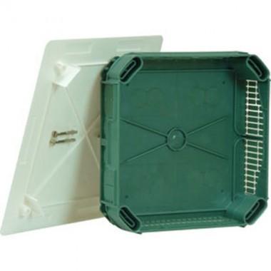 boite de d rivation pour ma onnerie batibox 85x85x40 legrand 089271. Black Bedroom Furniture Sets. Home Design Ideas