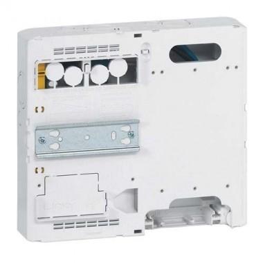Platine disjoncteur de branchement et compteur linky legrand drivia 401181 - Habillage compteur electrique ...