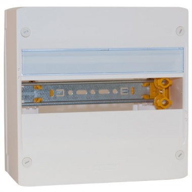 tableau lectrique legrand 1 rang e 13 modules drivia 401211. Black Bedroom Furniture Sets. Home Design Ideas