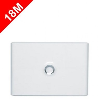 LEGRAND Drivia Porte blanche pour tableau électrique Drivia 18 modules 1 rangée