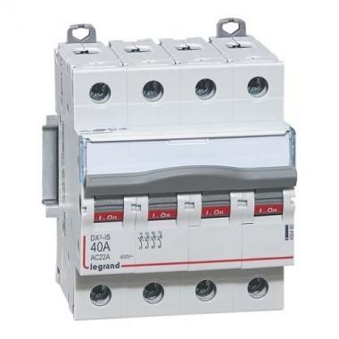LEGRAND Interrupteur sectionneur de tête 4P 400V 40A 4M - 406480