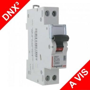 LEGRAND DNX3 Disjoncteur électrique 25A courbe D - 406804