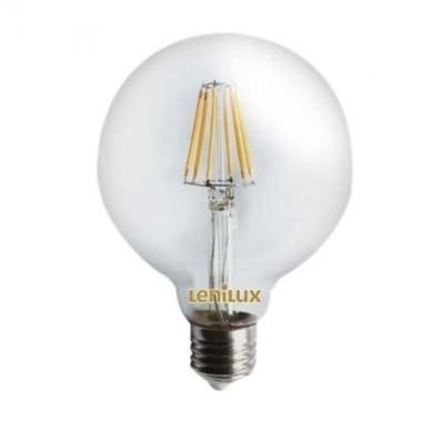Ampoule LED filament E27 6W 660lm 230V