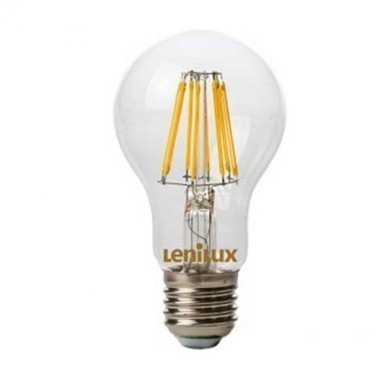 Ampoule LED filament E27 8W 860lm 230V Dimmable