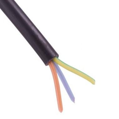 Câble électrique RO2V 3G1.5² au mètre