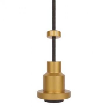suspension design industriel osram pendulum vintage or edition 1906. Black Bedroom Furniture Sets. Home Design Ideas