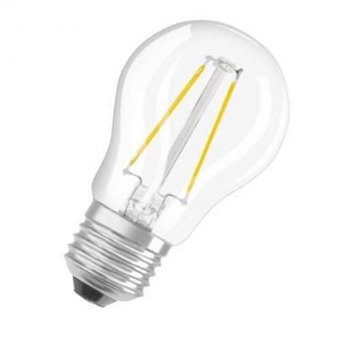 ampoule led filament dimmable osram e27 230v 4 5w 40w sph rique. Black Bedroom Furniture Sets. Home Design Ideas
