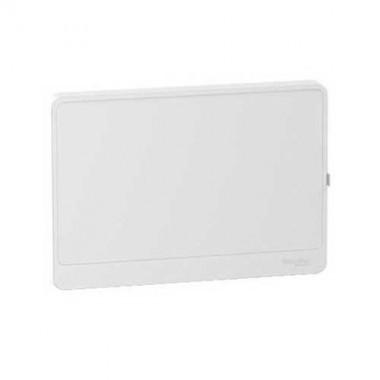 schneider resi9 porte styl blanche pour tableau lectrique 18 modules 1 rang e r9h18421. Black Bedroom Furniture Sets. Home Design Ideas