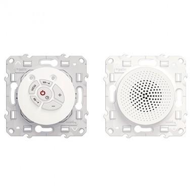 SCHNEIDER Odace Mécanisme prise HP + prise radio FM - S520583