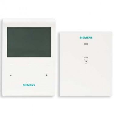 SIEMENS Pack Programmateur sans fil 3 zones fil pilote 4 ordres + 1 récepteur