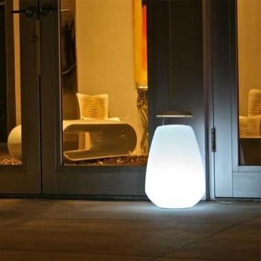 Lanterne nomade à LED sans fil étanche - 2