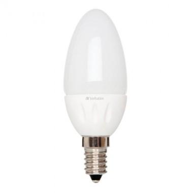 VERBATIM Ampoule LED à vis E14 3.8W 250lm 230V