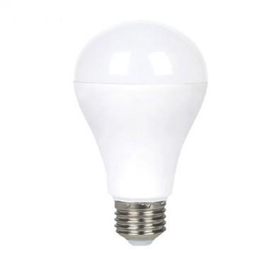 ampoule led v tac e27 230v 15w 100w a65 4453. Black Bedroom Furniture Sets. Home Design Ideas