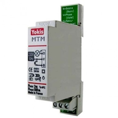 YOKIS Minuterie modulaire 500W