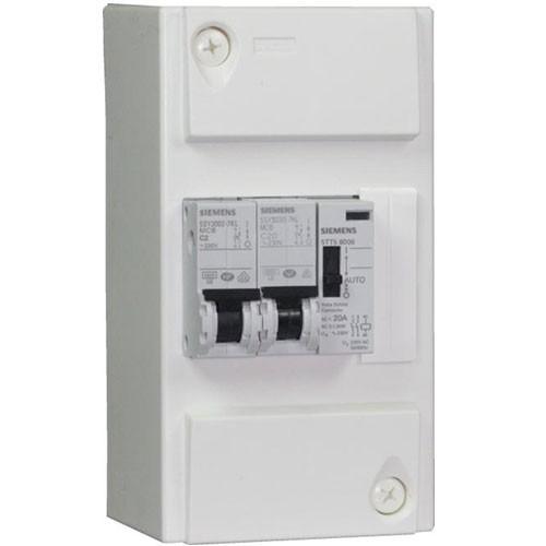 Batilec tableau lectrique chauffe eau jour nuit - Disjoncteur chauffe eau electrique ...