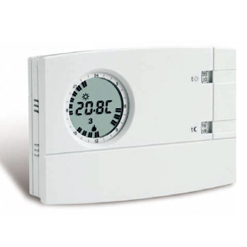 elesys thermostat lectronique digital programmable. Black Bedroom Furniture Sets. Home Design Ideas