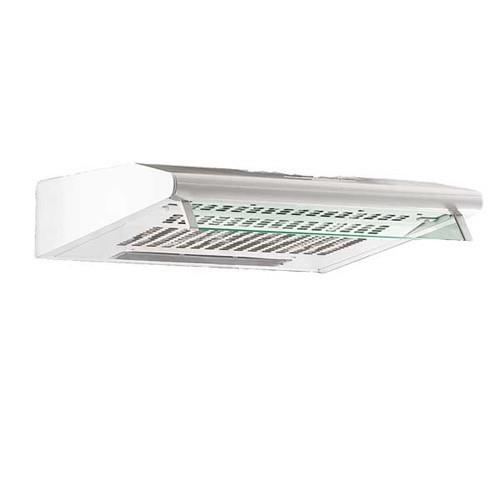 Dmo hotte aspirante de cuisine en blanc 60cm 180m3 h - Hotte de cuisine 60 cm ...