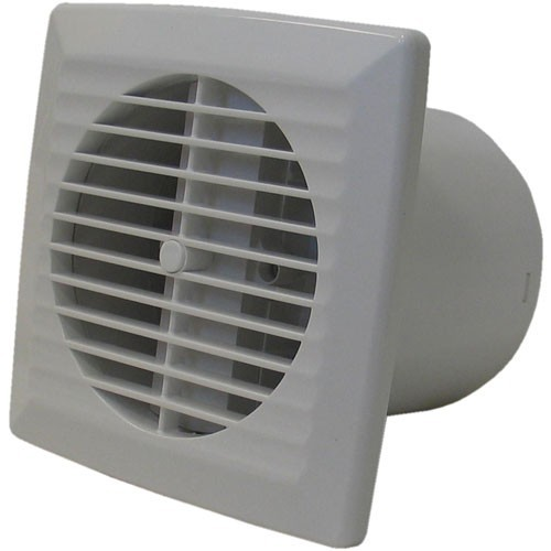 Dmo extracteur ventilateur standard avec clapet anti for Vmc hygroreglable brico depot