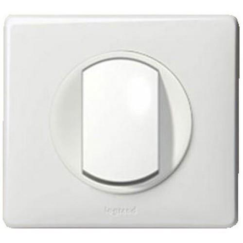 interrupteur va et vient legrand c liane complet blanc. Black Bedroom Furniture Sets. Home Design Ideas