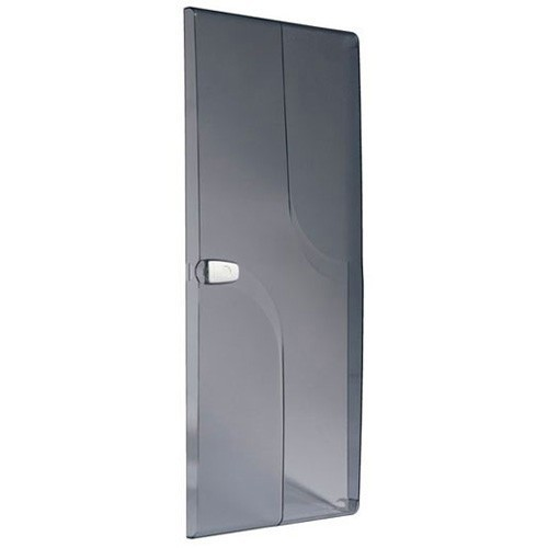 siemens porte transparente pour tableau lectrique 4 rang es. Black Bedroom Furniture Sets. Home Design Ideas