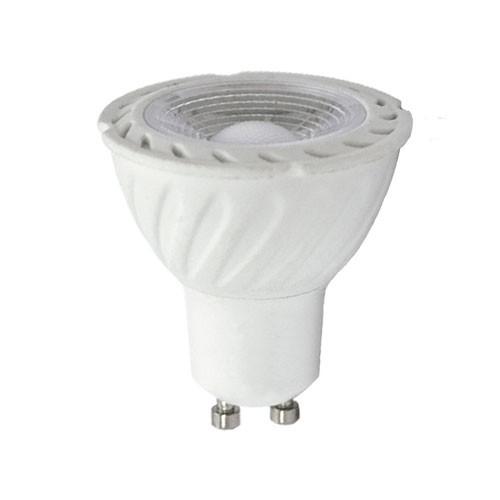 ampoule led dimmable vision el gu10 80 230v 5w 45w spot 7842. Black Bedroom Furniture Sets. Home Design Ideas