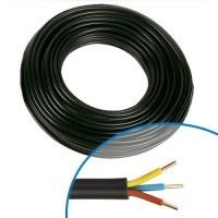 Câble électrique RO2V 3G1.5² - Couronne de 100m