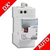 LEGRAND Interrupteur différentiel 40A 30mA TypeAC DX3 AUTO