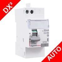 LEGRAND DX3 Interrupteur différentiel 40A 30MA TYPE HPI AUTO - 411644