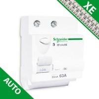 SCHNEIDER XE Interrupteur différentiel DCLIC 63A 30mA type A