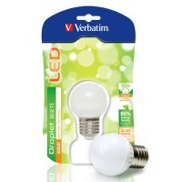 VERBATIM Ampoule LED àvis E27 3.6W 210lm 230V