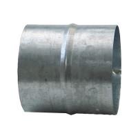 DMO Manchon de raccordement 150mm acier galvanisé