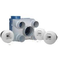 DMO Kit VMC Hygroréglable type B basse consommation