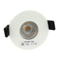 EASYLIGHT Spot LED dimmable BBC avec transformateur 12V 40° 8W 600lm 3000°K blanc - 7226