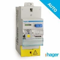 HAGER Interrupteur différentiel AUTO 40A 30mA type AC