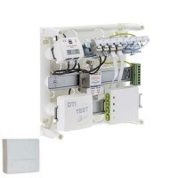 IKEPE Coffret de communication Grade 2TV  avec DTIO - 4RJ45