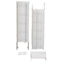 LEGRAND Drivia Goulottes GTL 18 modules complètes 2 couvercles - 030067