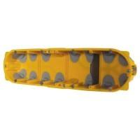 LEGRAND EcoBatibox Boîte placo membrane 4 postes P40