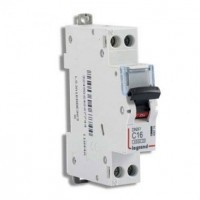 LEGRAND Disjoncteur électrique DNX3 Uni + neutre 16A