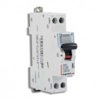 LEGRAND Disjoncteur électrique DNX3 Uni + neutre 20A